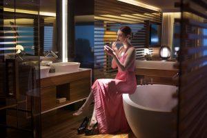 shooting fotografico hotellerie di lusso