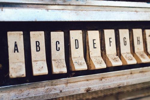 tipografia e dislessia